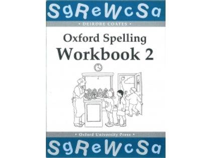 Oxford Spelling Workbook 2