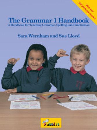 Jolly Phonics Grammar 1 Handbook