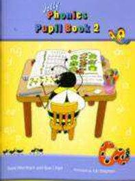 Jolly Phonics Pupil book 2 precursive