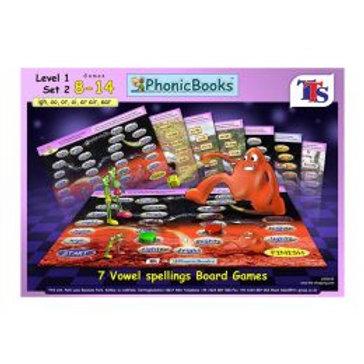 Dandelion Board Games Level 1 Set 2