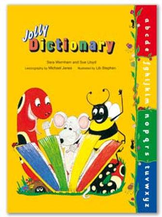 Jolly Dictionary Hardback