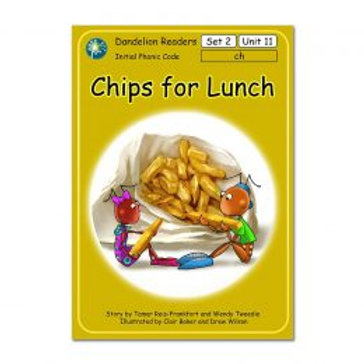 Readers Set 2 Chips for Lunch Units 11-20