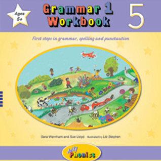 Jolly Grammar 1 Workbook 5