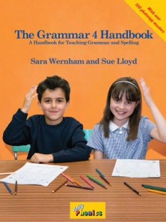 Jolly Phonics Grammar 4 Handbook