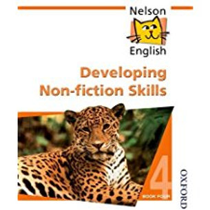 Nelson English: Developing Non Fiction skills Book 4