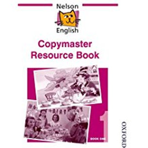 Nelson English Book 1 Copymaster Resource Book