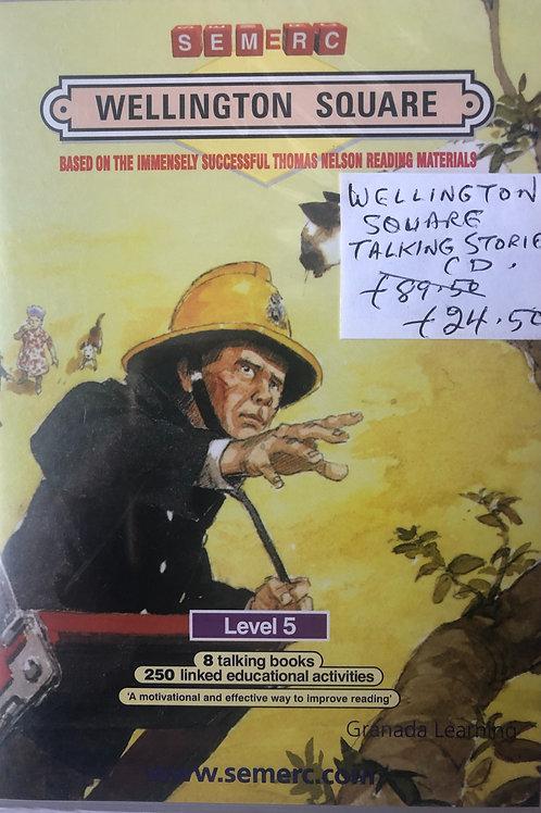 Wellington Square Talking Stories C.D.