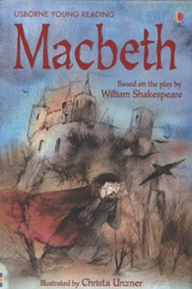 Usborne Macbeth 6 pk