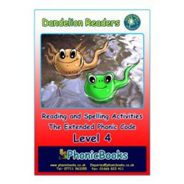 Readers Level Four Newt & Toad Workbook