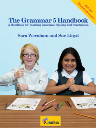 Jolly Phonics Grammar 5 Handbook