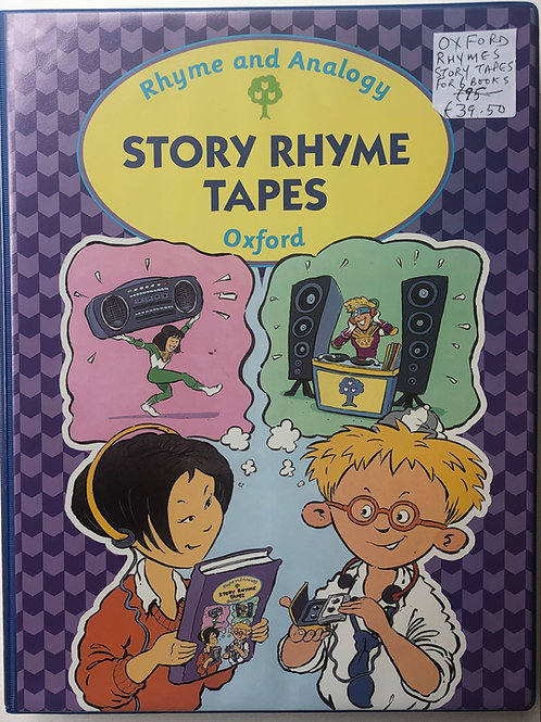 Oxford Story Rhyme Tapes (Cassette tapes)