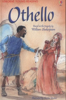 Usborne Readers Othello 6pk