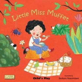 Little Miss Muffet (Big Book)