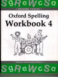 Oxford Spelling Workbook 4