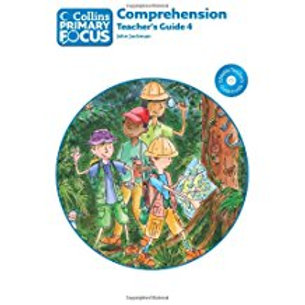 Collins Primary Focus: Comprehension Teacher's Guide 4