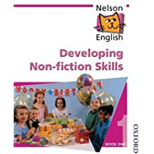 Nelson English Developing Non-fiction skills book one