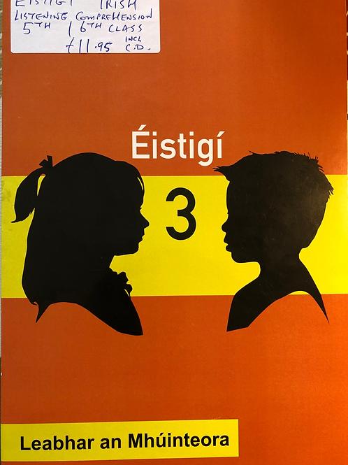 Éistigí 3 (agus CD)