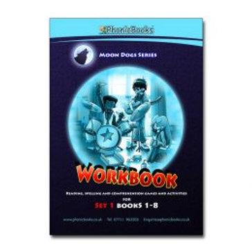 Moon Dog 1 Workbook