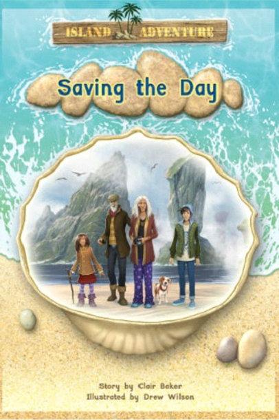 Island Adventure Books 1-10