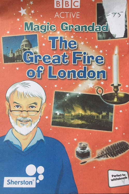 Magic Grandad: The Great Fire of London