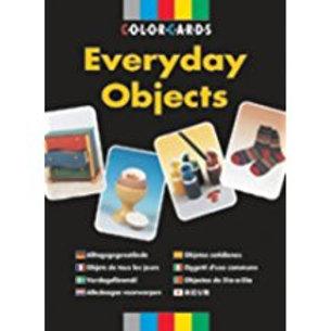 Speechmark Colour cards- Everyday Objects