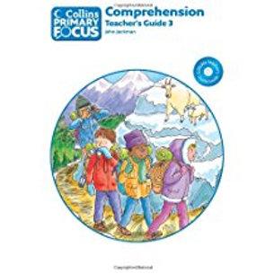 Collins Primary Focus Comprehension Teacher's Guide 3