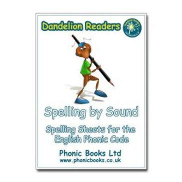 Dandelion Spelling by Sound