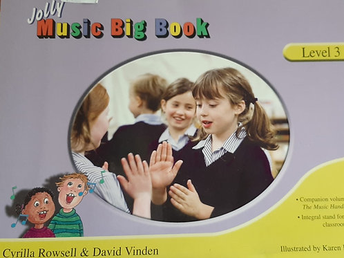Jolly Music Big Book Level 3