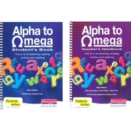 Alpha to Omega Twin pack