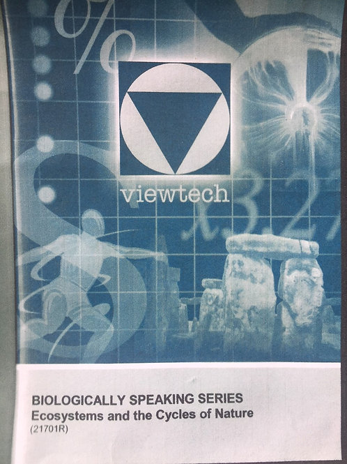 Viewtech Ecosystems and Cycles of Nature DVD