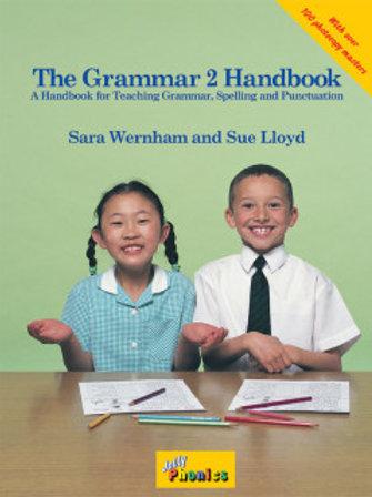 Jolly Phonics Grammar 2 Handbook