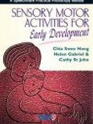 Sensory Motor Activities for Early Development