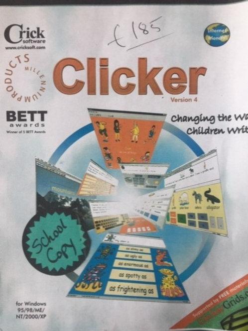 Clicker Version 4