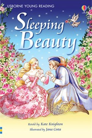 Usborne Readers: Sleeping Beauty 6pk