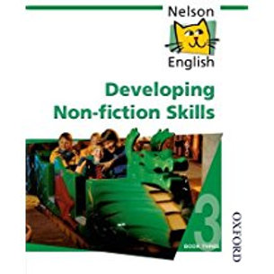 Nelson English Book 3 Developing Non fiction skills