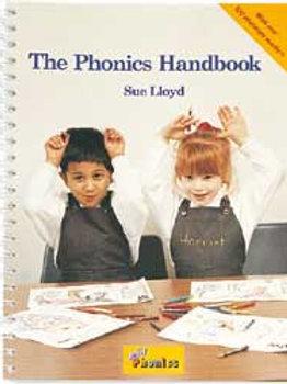 Jolly Phonics Handbook precursive