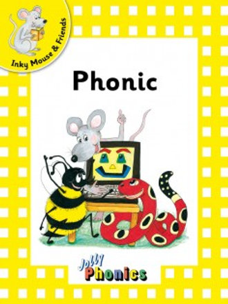 Jolly Phonic Yellow Level 2 Inky & Friends
