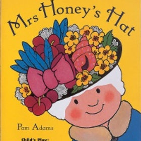 Mrs Honey's Hat Story sack