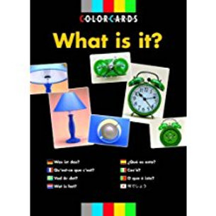 Speechmark Colour cards: What Is It?