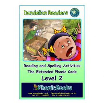 Readers Level Two Viv Wails Workbook