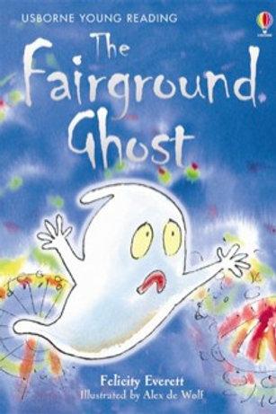 Usborne Readers: The Fairground Ghost 6pk