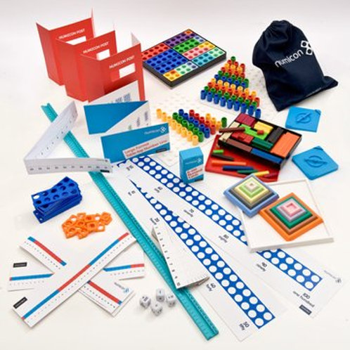 Numicon One to One Starter kit Infants to 2nd class kit