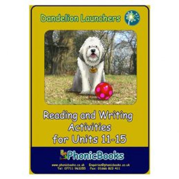 Launchers 11-15 Workbook