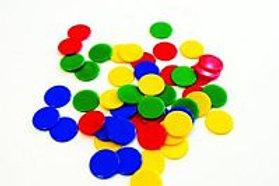 Numicon Coloured Counters