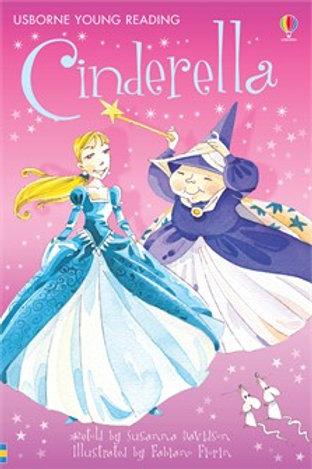 Usborne Readers: Cinderella 6pk