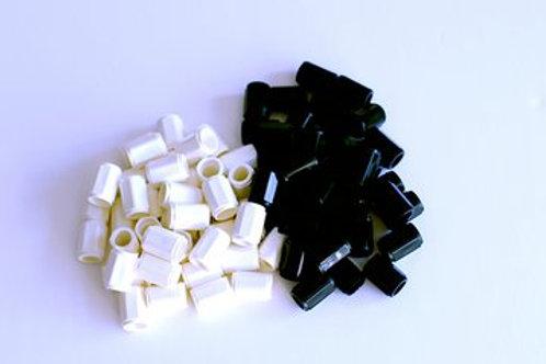 Numicon 80 Black & White Pegs