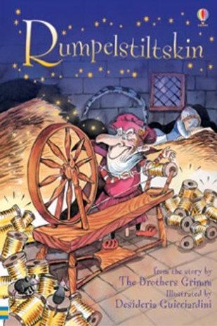 Usborne Readers: Rumplestiltskin 6pk