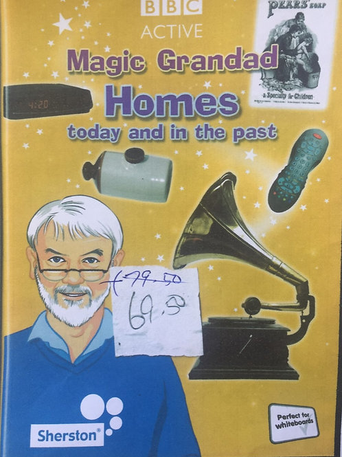 B.B.C Magic Grandad: Homes today and in the past