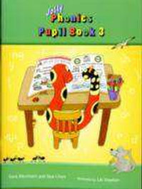 Jolly Phonics Pupil book 3 precursive