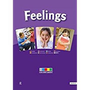 Speechmark Colour Cards: Feelings
